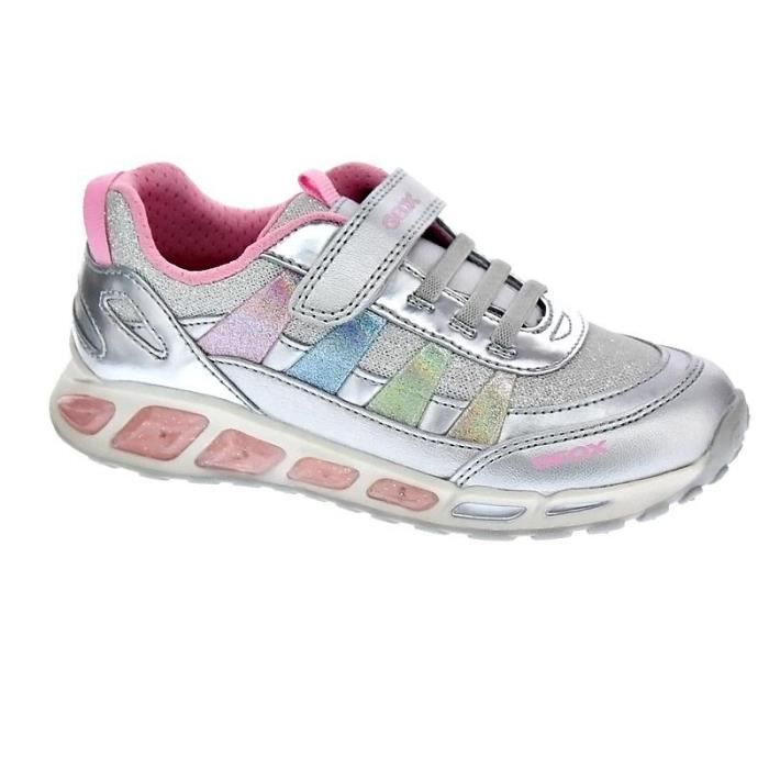 Achat Geox Shuttle Or Vente Chaussures Modèle Fille Girl thCxsQrd