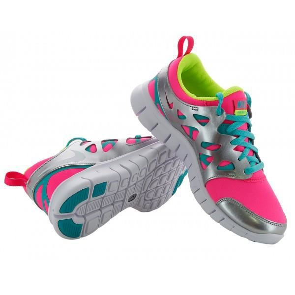 Basket Nike Free Run 2 (GS) - 477701-601