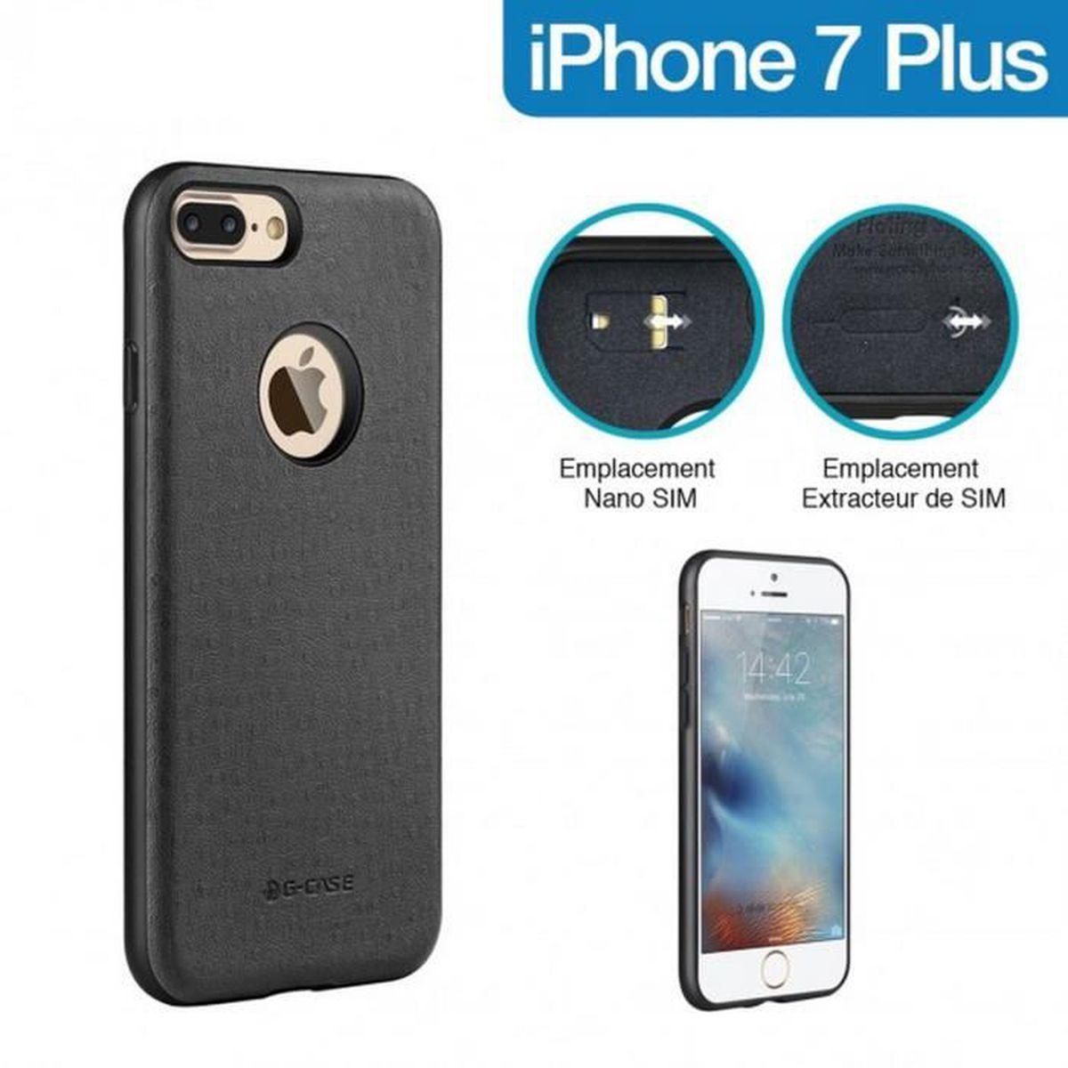 coque iphone 7 plus multifonction