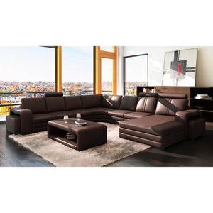 canape panoramique 10 places achat vente canape panoramique 10 places pas cher soldes d s. Black Bedroom Furniture Sets. Home Design Ideas