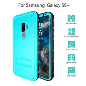 482660bd4d522 COQUE - BUMPER Molyqiu® Coque Étanche Pour Samsung Galaxy S9 Plus