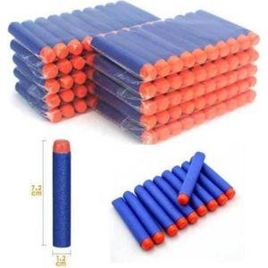 RECHARGE PISTOLET BILLE 400pcs Recharges/Balle/fléchettes pour Nerf N-Stri