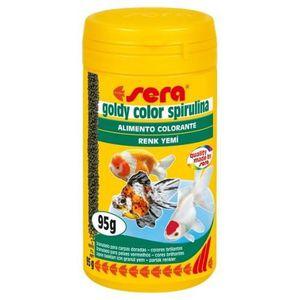 FLOCONS - MASH - MUESLI SERA Goldy Color Spiruline