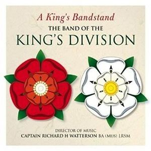 CD MUSIQUE CLASSIQUE Band of the King's Division - King's Bandstand