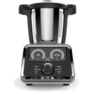 MULTICUISEUR EZICHEF - Mixeo - Robot cuiseur multifonctions