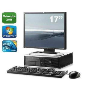 UNITÉ CENTRALE  HP Compaq Business Desktop DC7800 - Core 2 Duo E65