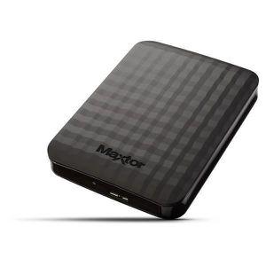 DISQUE DUR EXTERNE Maxtor Disque Dur Externe M3 Portable 4 Go USB 3.0