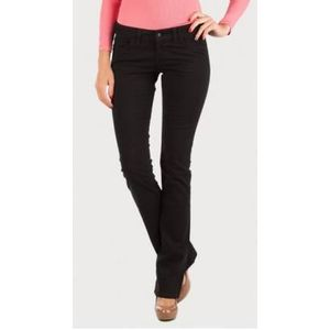 72902beae2641a Jeans femme taille basse coupe droite - Achat   Vente pas cher