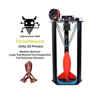 IMPRIMANTE 3D TEVO Little Monster KOSSEL 3D Imprimante DIY Kit 1