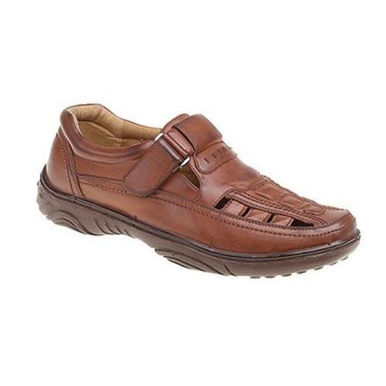 Fermeture à Smart Fermées Sandales Velcro Uns 78qnO4