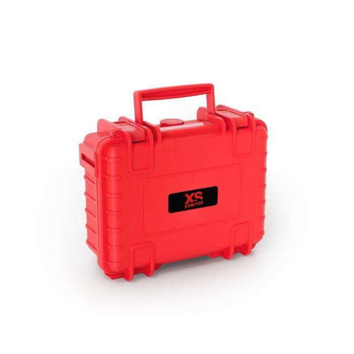 XSORIES Malette de Transport Black Box 2 - Rouge