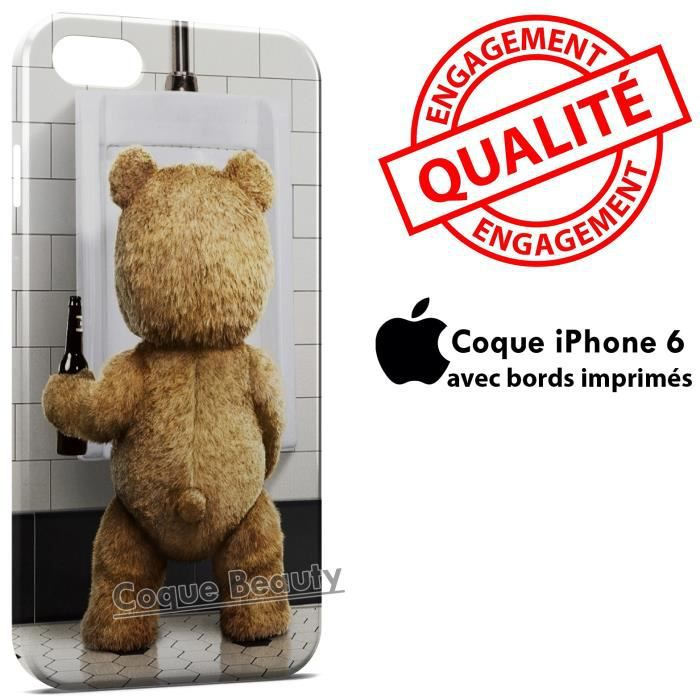 coque iphone 6 ted
