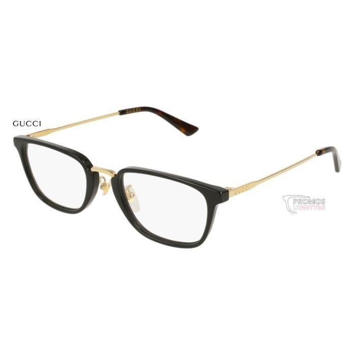 LUNETTES DE VUE Lunettes de vue Gucci GG0324OJ-001 en taille 53