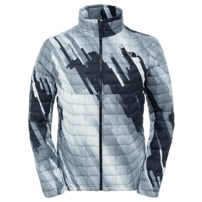 Doudounes Full Face cher North Jacket pas Prix Zip Thermoball The qUTSZxnq1