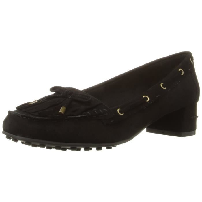 Nine West Westby Suede Moccasin I0RTG Taille-38 1-2 vuhq2