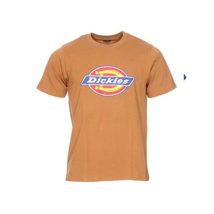 ideo t-shirts homme de couleur marron 9Taq0BcDp