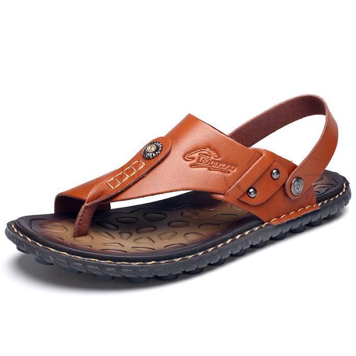 d154bd67be6 Sandales homme Randonnée Marche Chaussures d eau Chaussures de plage  Chaussures pour activités aquatiques Chaussures de randonnées