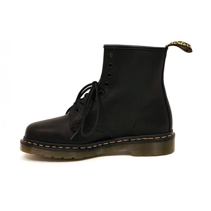 Chaussures Dr Martens 1460 Greasy