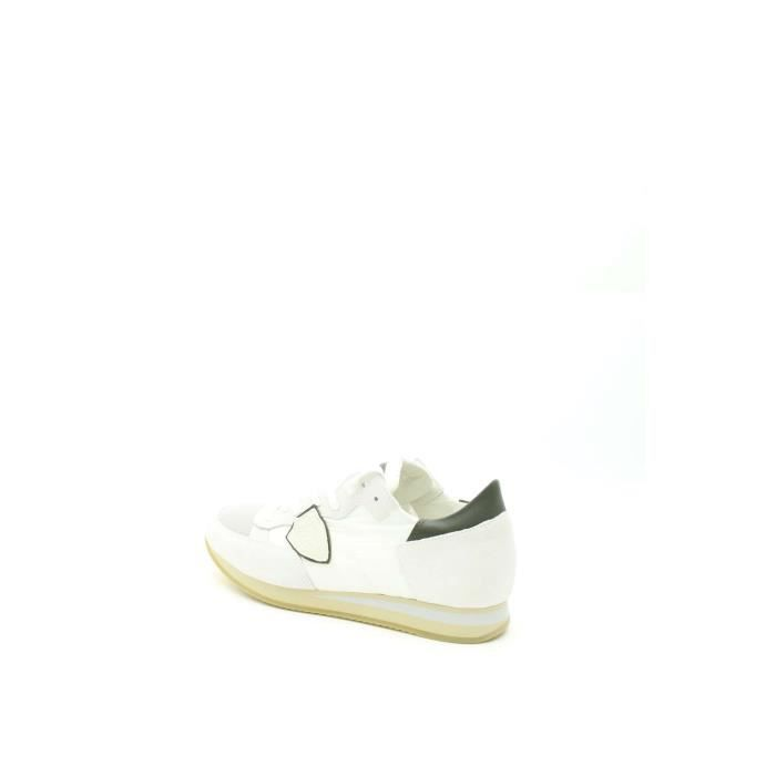 Philippe Model Baskets Homme Blanc, 44