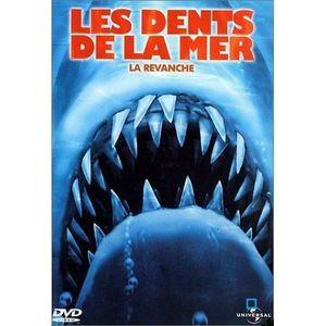 DVD FILM LES DENTS DE LA MER 4 : La revanche