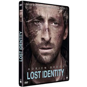 DVD FILM DVD Lost identity