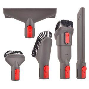 PIÈCE ENTRETIEN SOL  5 en1 kit d'accessoires de tuyau et de brosse et d