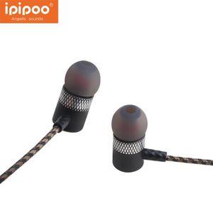 KIT BLUETOOTH TÉLÉPHONE  ipipoo l'oreillette bluetooth sans fil pour sport