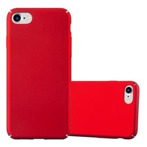 coque rouge apple iphone 8