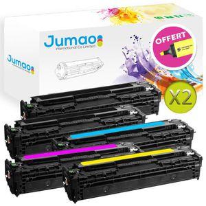 TONER 10 Toner cartouches compatible pour HP Color Laser