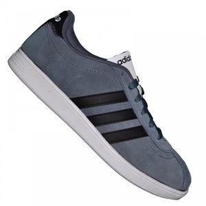 buy online 8c13c 62b78 Adidas Neo - Basket - Homme - Vl Neo Court F38482 - Gris Plomb Noir