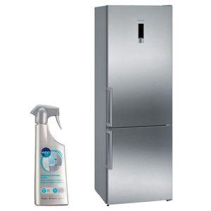RÉFRIGÉRATEUR CLASSIQUE SIEMENS réfrigérateur frigo combiné inox 435L A++