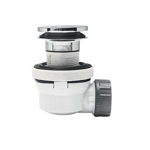 SIPHON DE LAVABO WIRQUIN Siphon de lavabo Xs Pure Quick Clac D40 FR