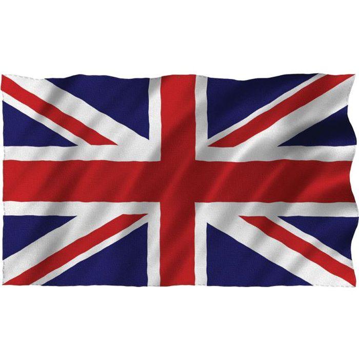 drapeau anglais achat vente drapeau d coratif soldes. Black Bedroom Furniture Sets. Home Design Ideas