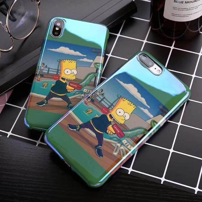 coque simpson iphone 8 plus