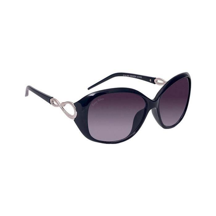 d7f6693fb52659 Uv Uv ovales soleil de et 22black lunettes protégés Antireflets gris gris  gris aznBX4