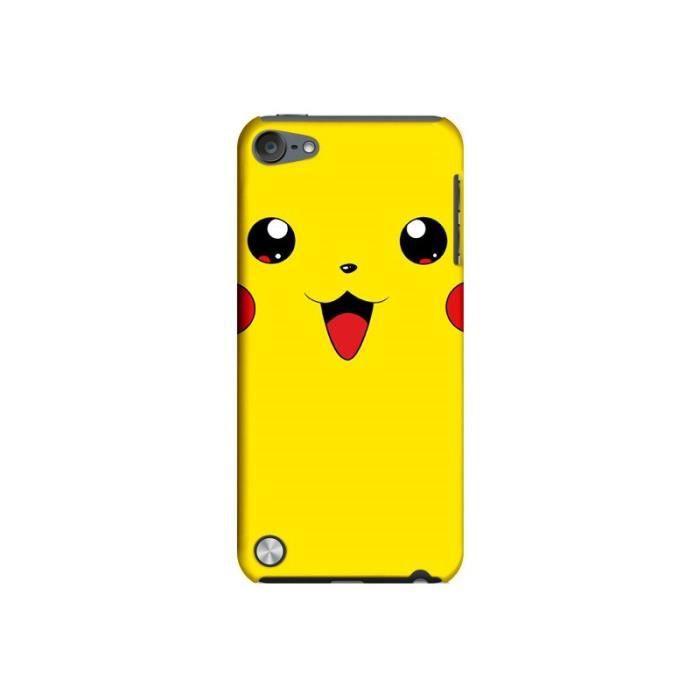 coque pikachu pokemon pour ipod touch 5 bertrand carriere achat coque bumper pas cher. Black Bedroom Furniture Sets. Home Design Ideas