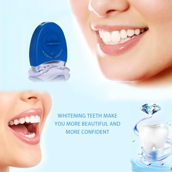 SOIN BLANCHIMENT DENTS Blanchiment dentaire la système dent blanchissant