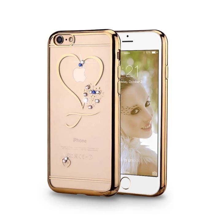 coque iphone 6 cœur