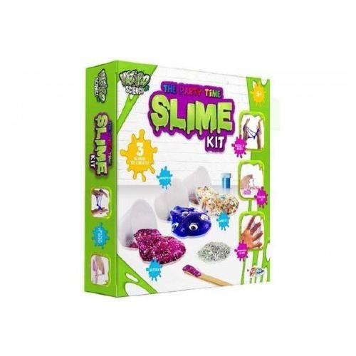EXPÉRIENCE SCIENTIFIQUE Grafix Weird Science Party Time Slime Kit