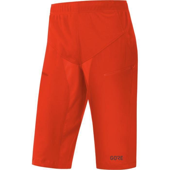 GORE WEAR C5 Trail - Cuissard court Homme - orange - Prix pas cher ... 92d8622c7b0