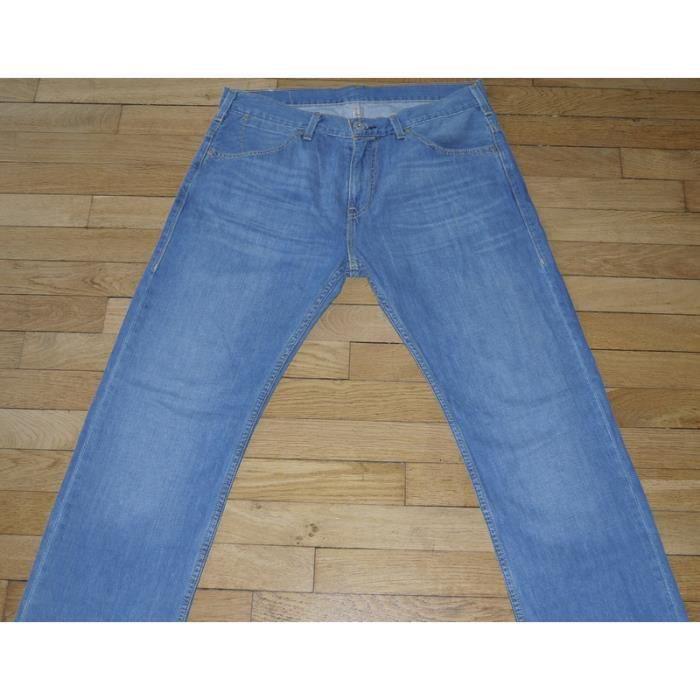 33 42 Levis Fr 34 Jeans W Taille Homme X050 réf Pour L 504 xXXvq6R