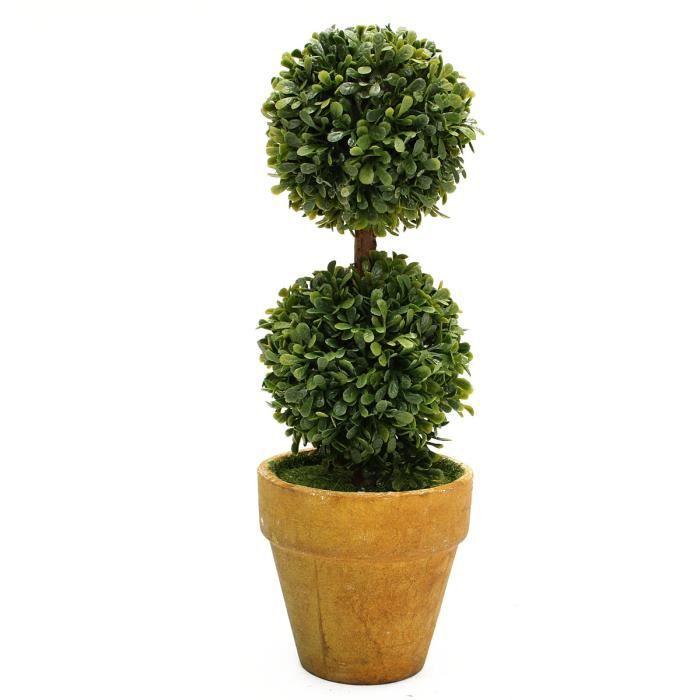 tempsa plante artificielle arbre topiaire d coration. Black Bedroom Furniture Sets. Home Design Ideas
