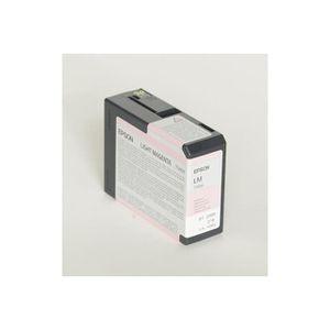 EPSON Cartouche d?encre T5806 - Magenta clair - Capacité standard 80ml
