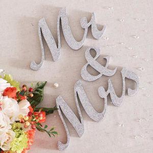 Mr Et Mrs Decoration