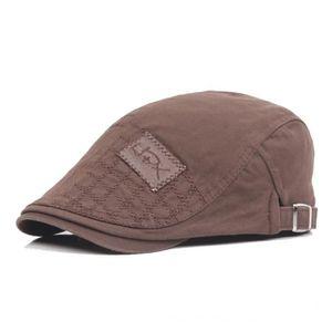 CHAPEAU - BOB Coton Casual Vintage unisexe Chapeau Bonnet d  ... fffaf70fa9b