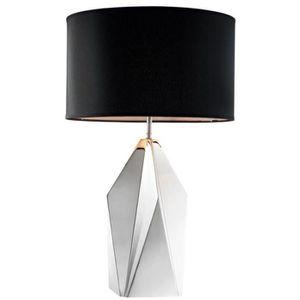 LAMPE A POSER Casa Padrino de finition nickel lampe de table des