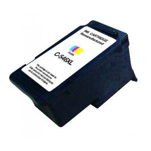 CARTOUCHE IMPRIMANTE CARTOUCHE ENCRE COMPATIBLE CANON CL-546XL 3 COLORS