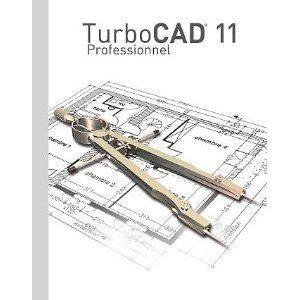 BUREAUTIQUE TurboCAD PRO Version 11 - PC