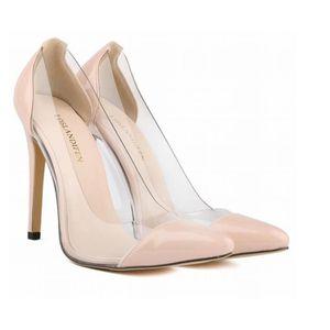 Chaussures talons de femme Pointu Abricot tETHZTdP
