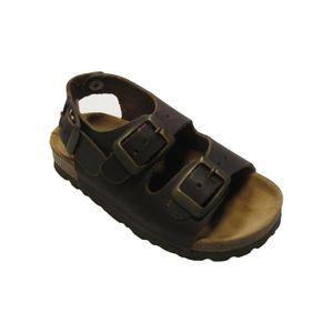1cc612506f0d3 Sandales et nu-pieds enfant garçon DPAM Taille 24 noir été  920454 -  207223073